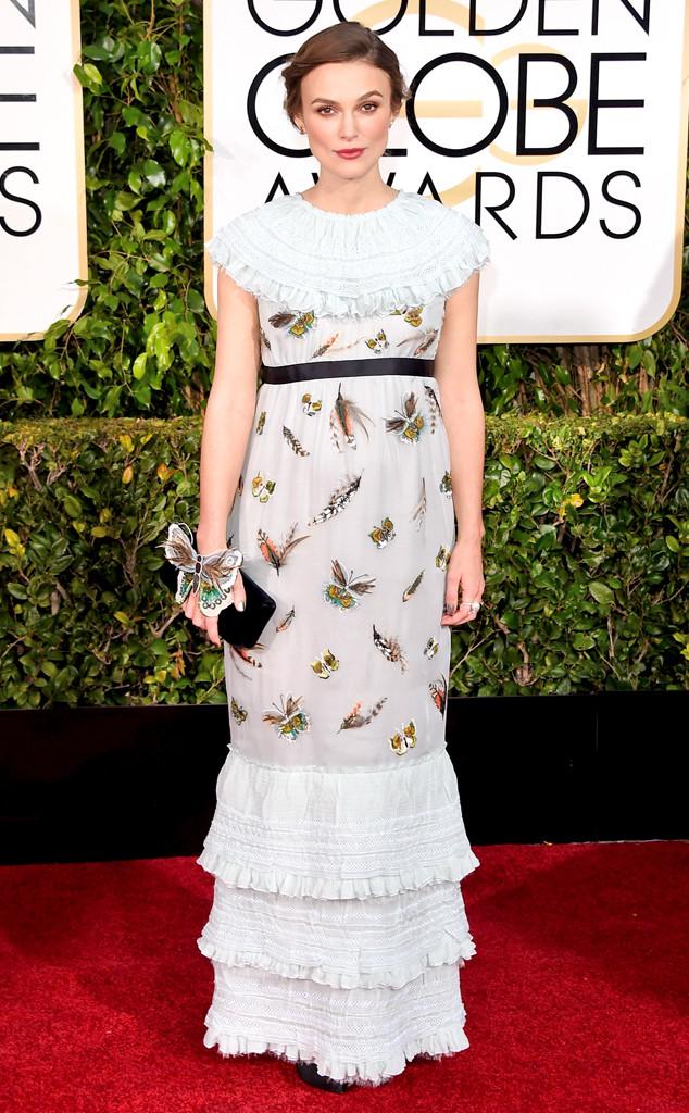 Keira Knightley, Golden Globes