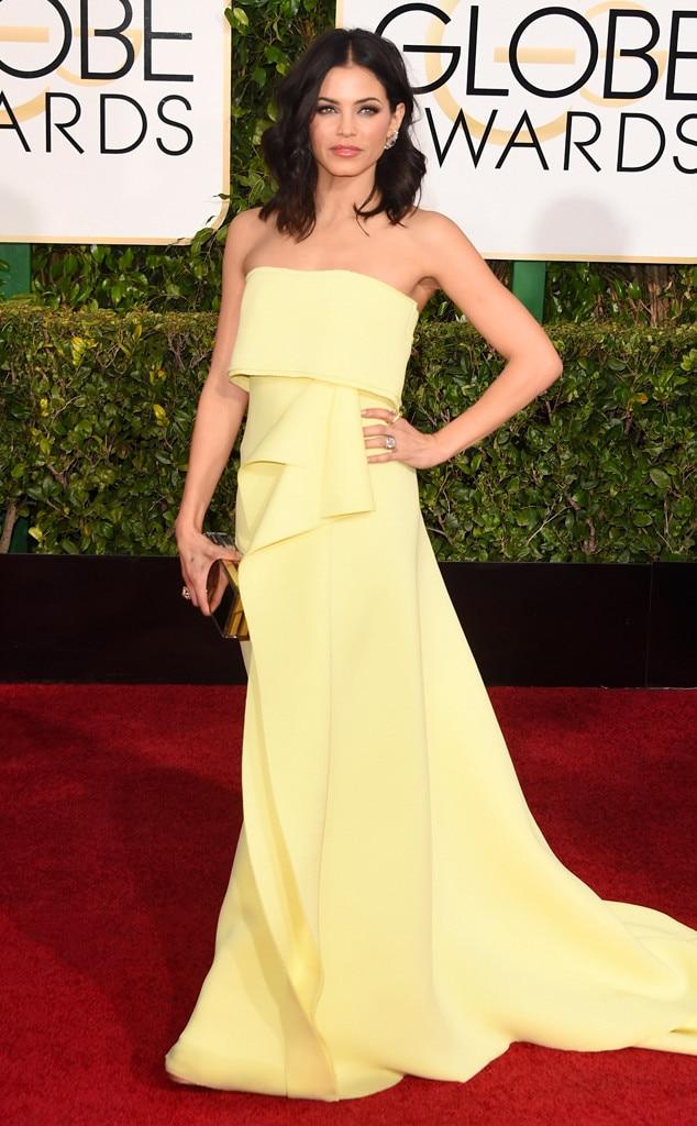 Jenna Dewan-Tatum, Golden Globes, 2015