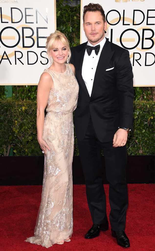 Chris Pratt 2015 Wife
