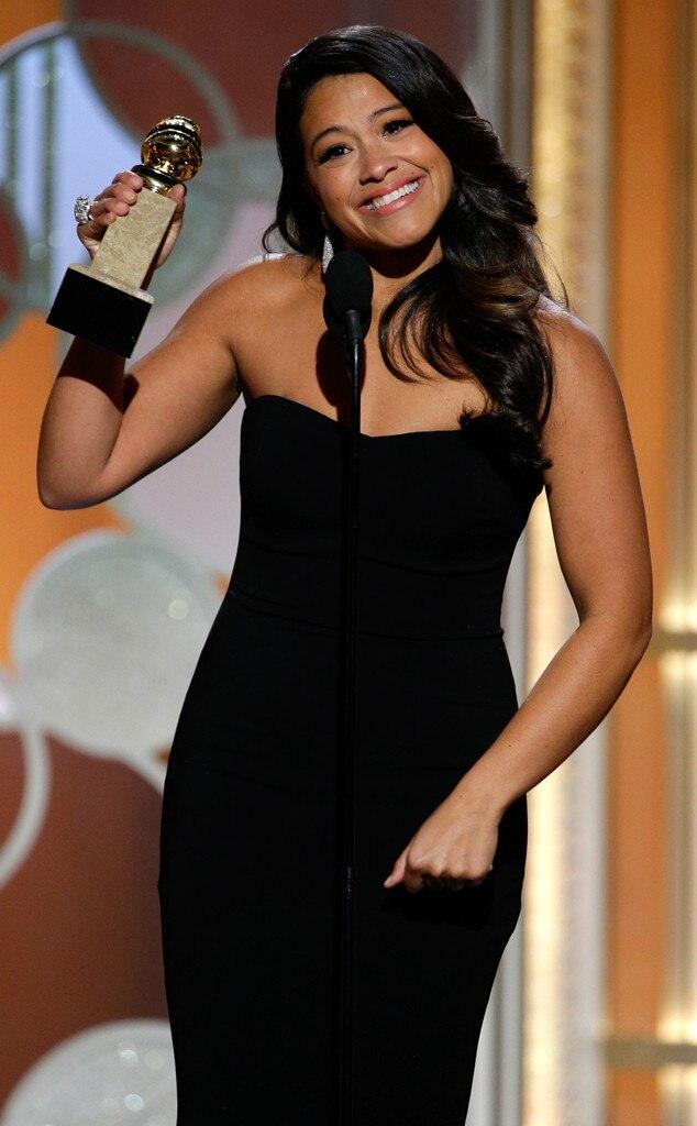 Gina Rodriguez, Golden Globes