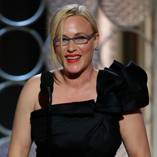 Patricia Arquette From 2015 Golden Globes Winners E News
