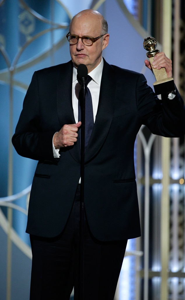 Jeffrey Tambor, Golden Globes