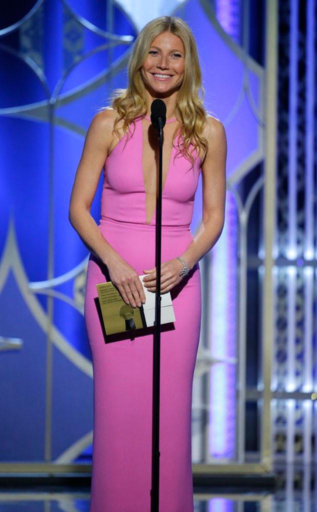 Gwyneth Paltrow, Golden Globes