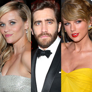 Golden Globes, After Party, Reese Witherspoon, Jake Gyllenhaal, Taylor Swift