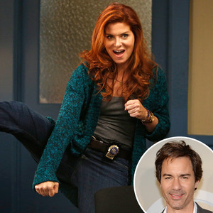 The Mysteries of Laura, Debra Messing, Eric McCormack