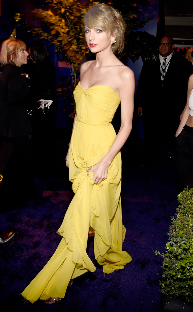 Taylor Swift, Golden Globes Afterparty