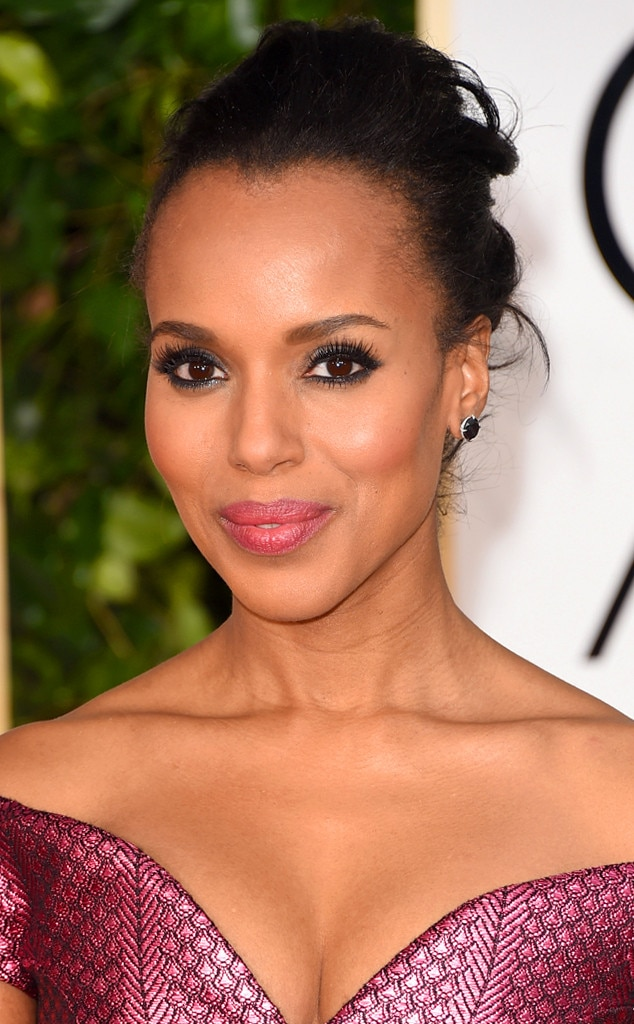 Kerry Washington, Golden Globes