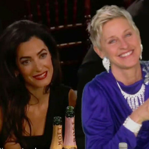 Amal Clooney, Amal Alamuddin, Ellen DeGeneres