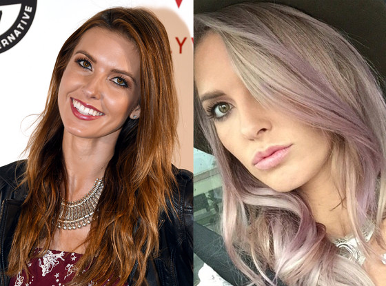 Audrina Patridge, Hair