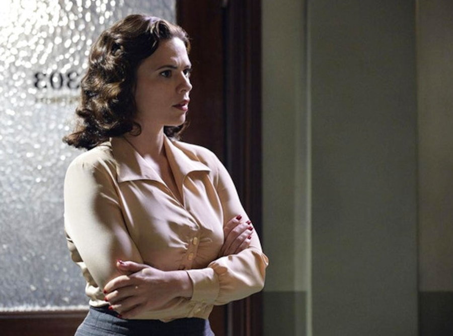 WWK, Agent Carter