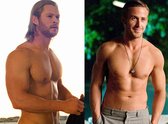 Celeb Men's Best Bod Tournament: Vote in the Semi-Finals ...