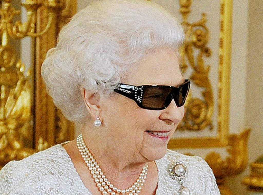 Queen Elizabeth Drives A Range Rover Shoots Guns Amp More