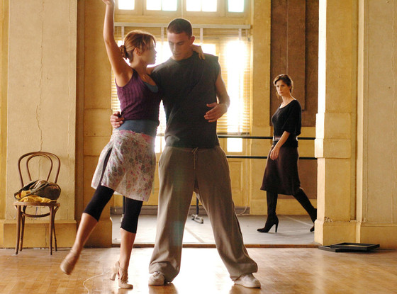 Jenna Dewan, Channing Tatum, Step Up