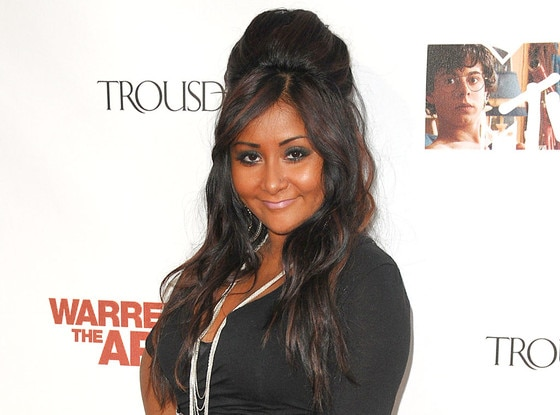 snooki hairstyles : Lindsay Lohans Community Service Includes Posting on Facebook?See ...