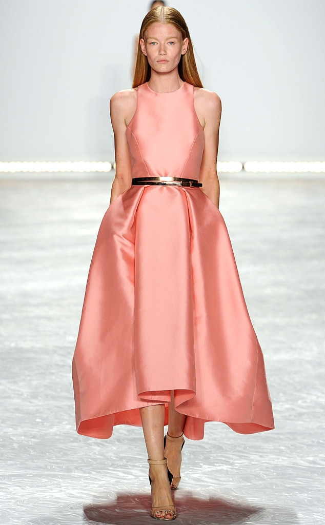 Monique Lhuillier from 2015 Valentine\'s Day Fashion Inspiration ...