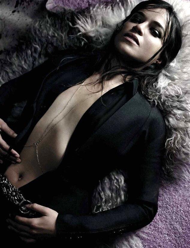 Interview Magazine, Michelle Rodriguez