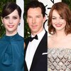 Felicity Jones, Benedict Cumberbatch, Emma Stone