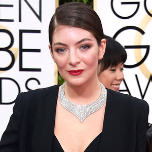 Golden Globes, Celeb Bling, Lorde