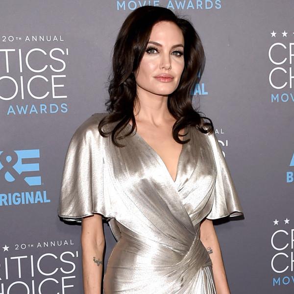 Angelina Jolie, Critics Choice Awards