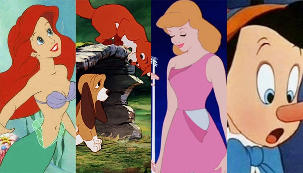 15 Disney Films And Fairy Tales That Have Extremely Morbid