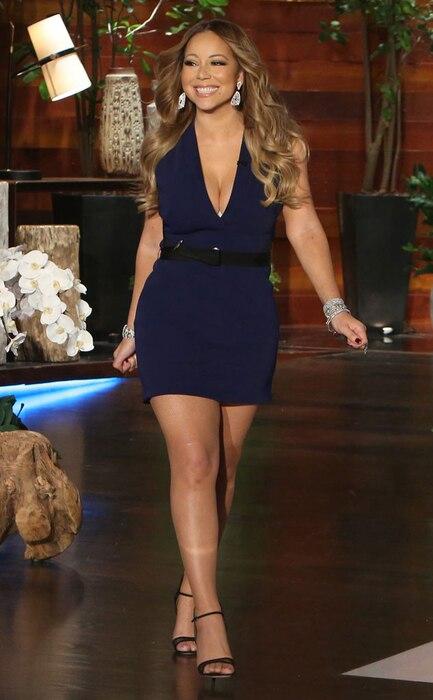 Mariah Carey, Ellen DeGeneres Show