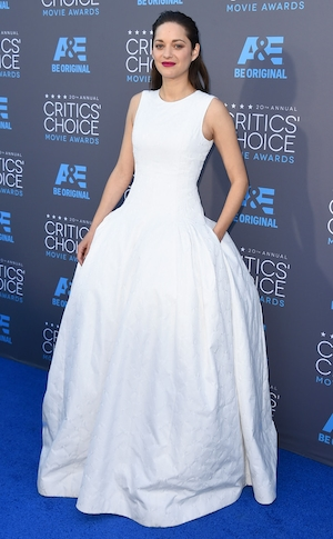 Marion Cotillard, Critics' Choice Awards