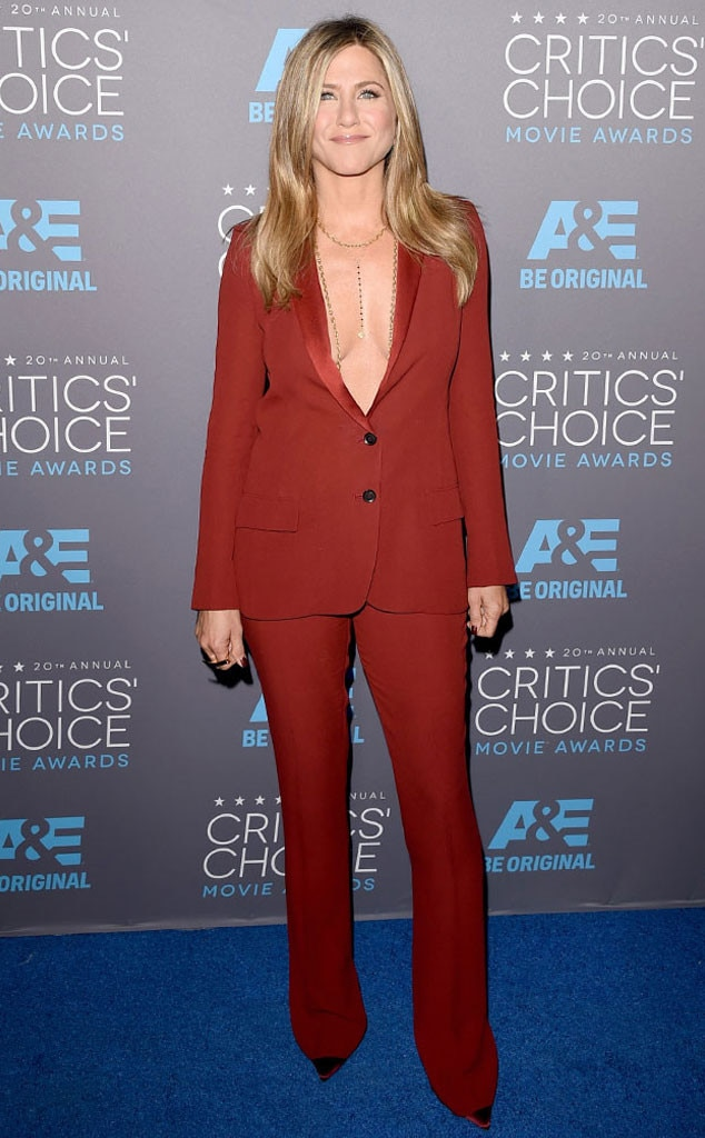 Jennifer Aniston, Critics Choice Awards