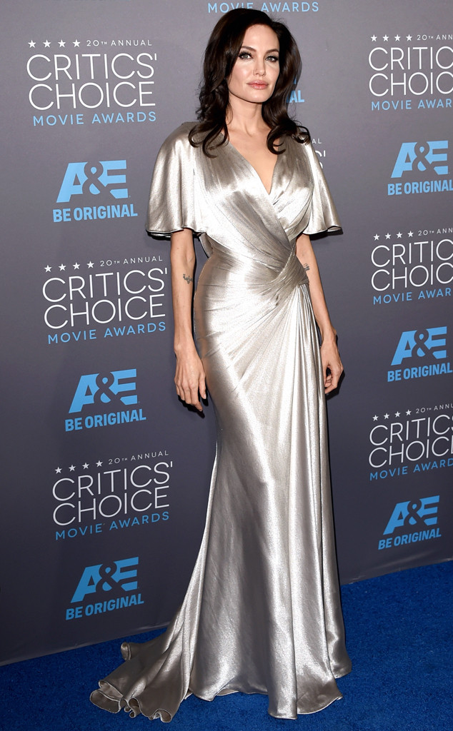 Angelina Jolie, Critics' Choice Awards