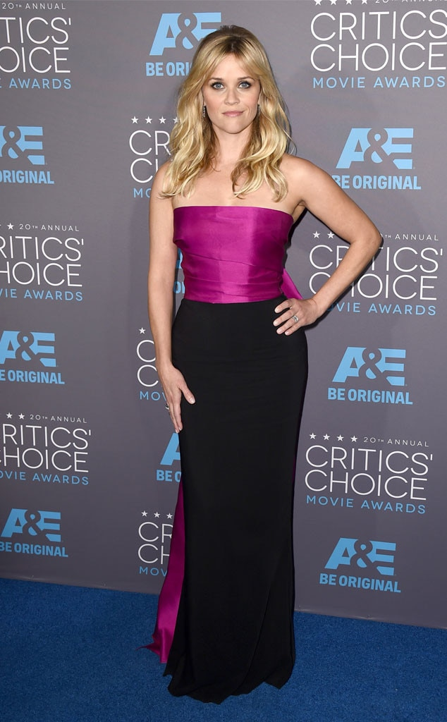 Reese Witherspoon, Critics' Choice Awards