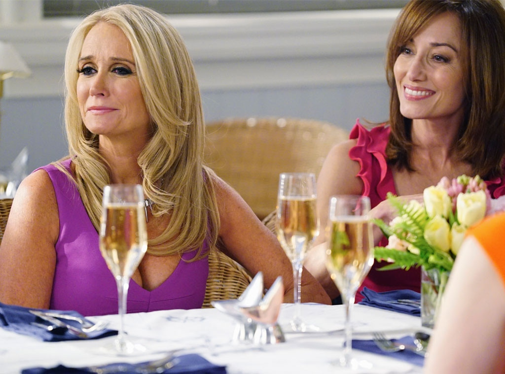 Kim Richards, Revenge