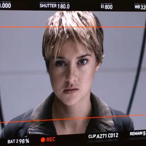 Shailene Woodley, Insurgent