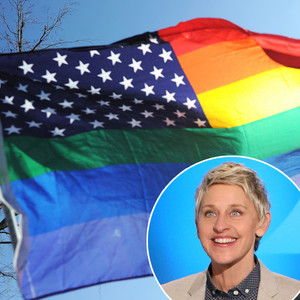 Gay Marriage, Ellen DeGeneres
