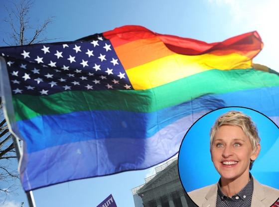 Ellen Degeneres Gay Rights 41