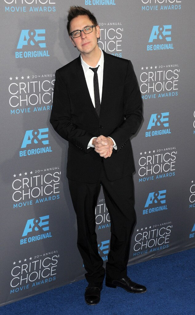 James Gunn, Critics' Choice Awards
