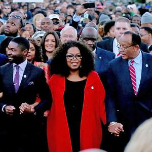 Oprah Winfrey, Selma Cast