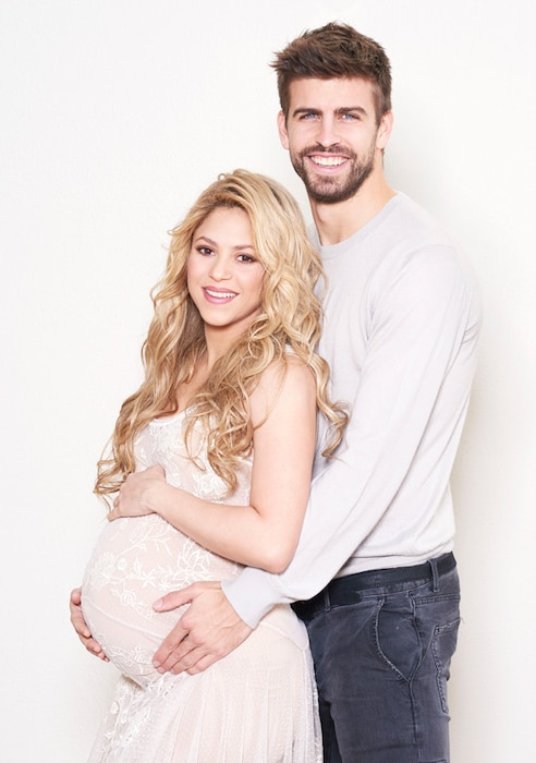 Shakira, Gerard Pique, World Baby Shower, UNICEF