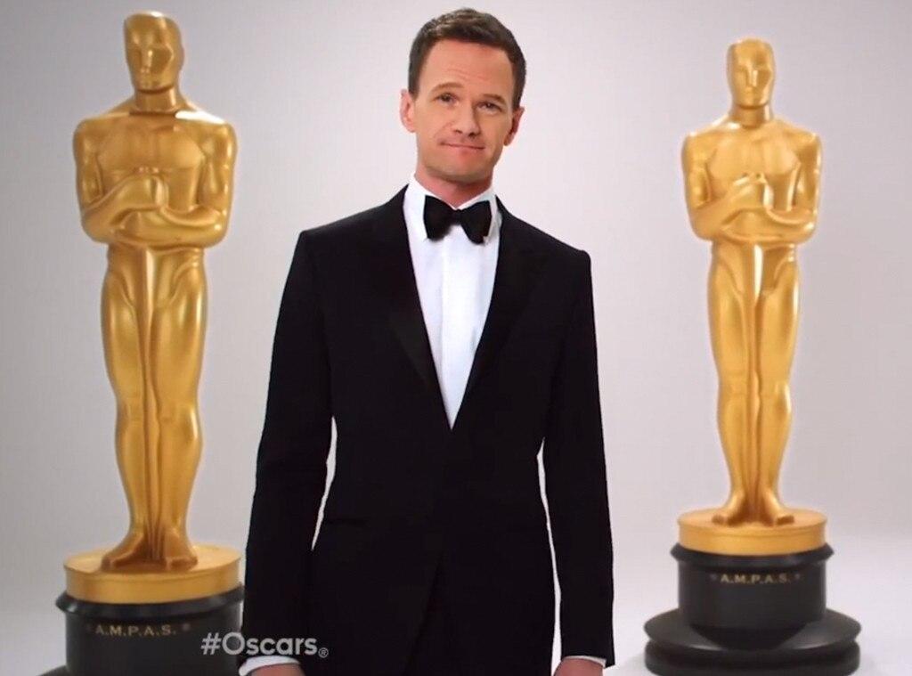 Neil Patrick Harris, Oscar Promo