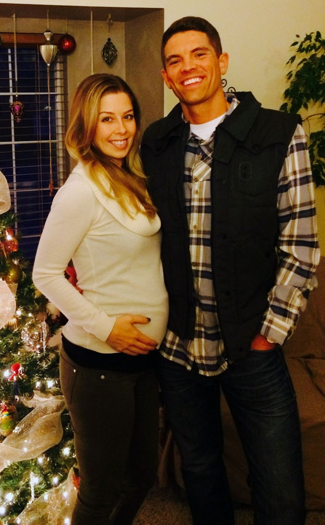 Holly Montag, Richie Wilson, Pregnant