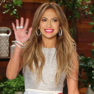 Jennifer Lopez, Ellen DeGeneres Show