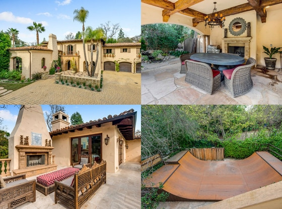 Pictures of miley cyrus home
