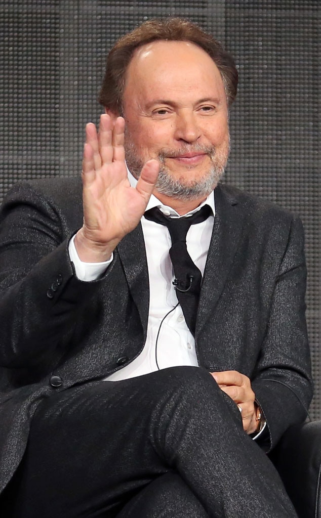 Is Billy Crystal Gay 53