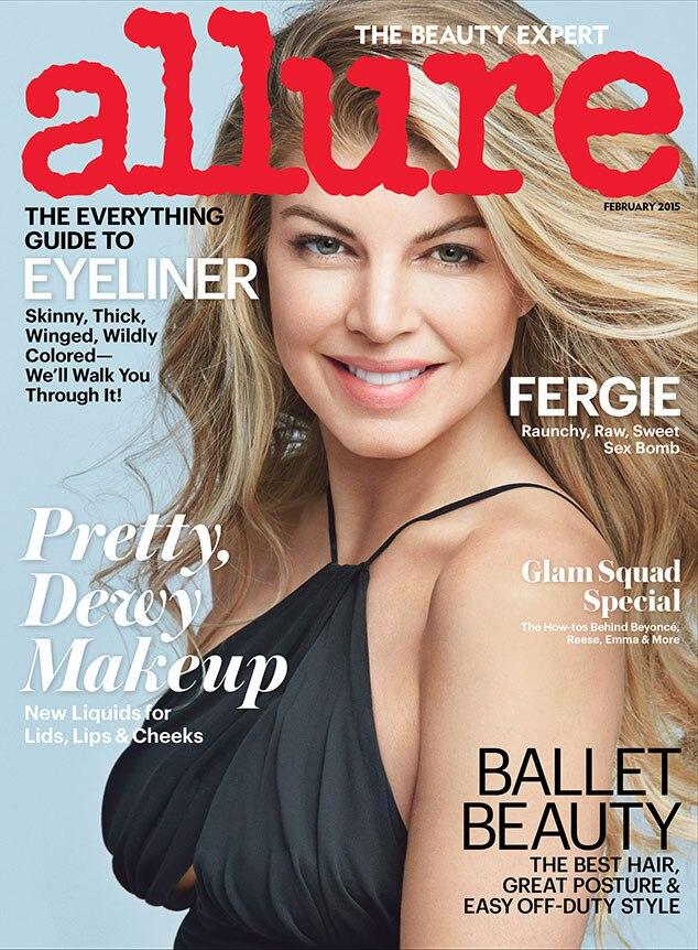 Fergie, Allure
