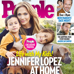 Jennifer Lopez, People Magazine