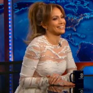 Jennifer Lopez, Jon Stewart, Daily Show
