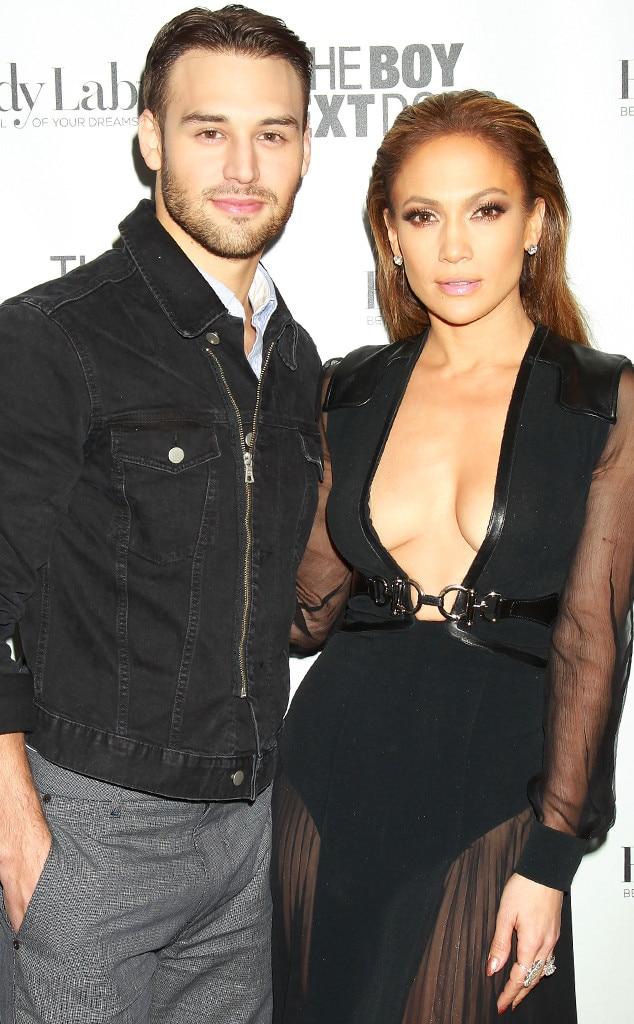 Jennifer Lopez, Ryan Guzman