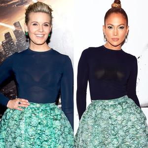 Jennifer Lopez, Maggie Grace