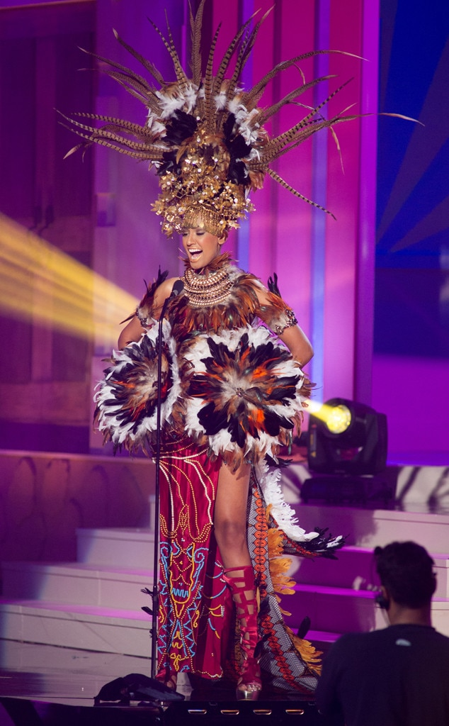 Miss Malaysia From 2014 Miss Universe National Costume