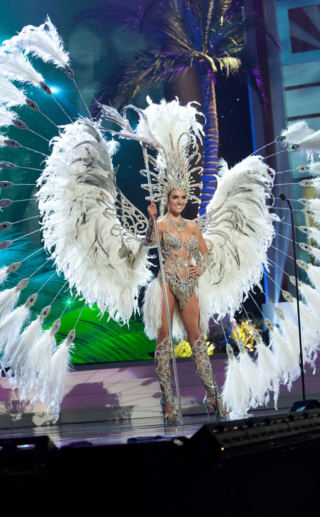 Miss Argentina From 2014 Miss Universe National Costume