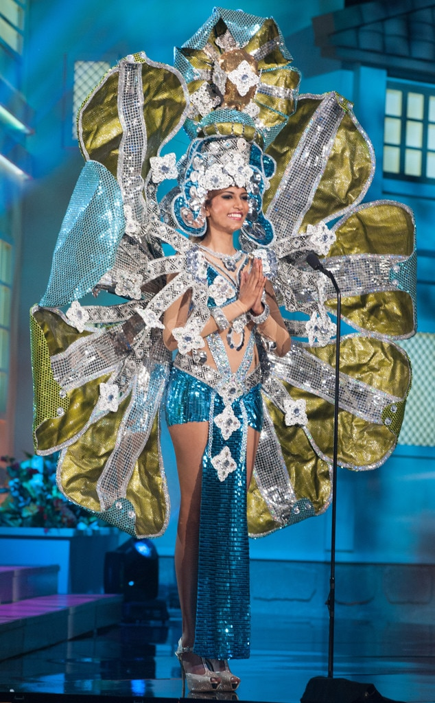 Miss Sri Lanka From 2014 Miss Universe National Costume