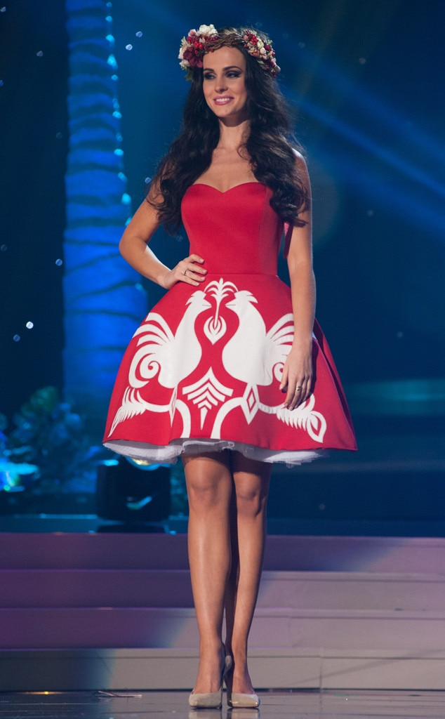 Miss Poland From 2014 Miss Universe National Costume Show